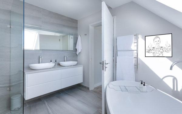 Salle-de-bain-Noiretblanc