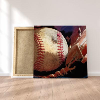 toile-baseball