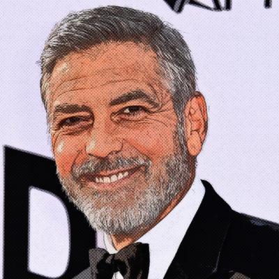 Tableau comics – Clooney