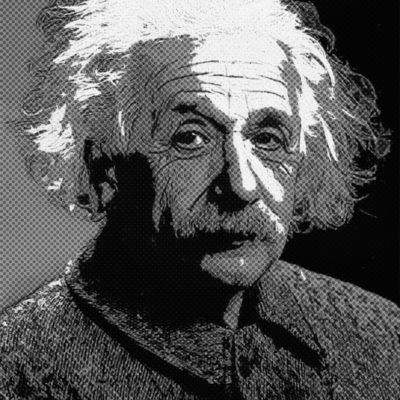 Tableau comics – Einstein
