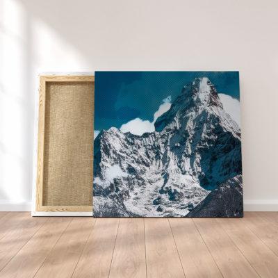 toile-montagne