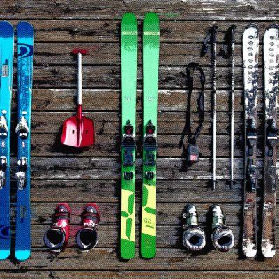 Tableau comics – Ski