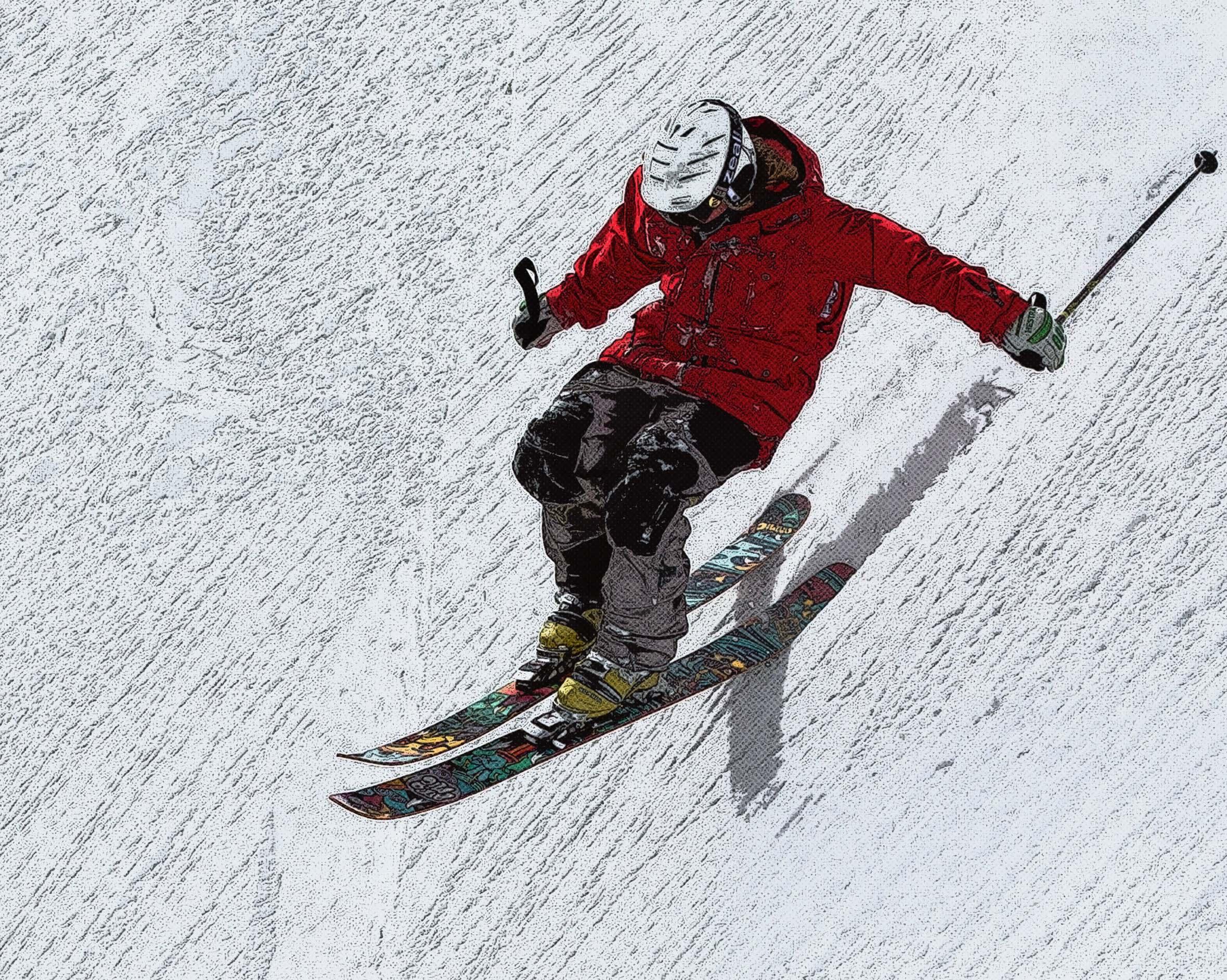 comics-skieur